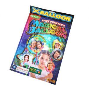 baloane print foto